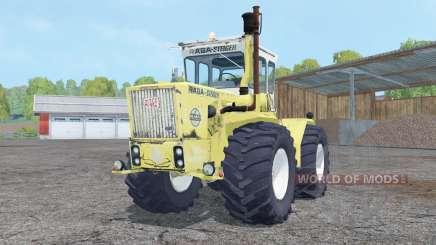 Raba-Steiger 250 animated doors for Farming Simulator 2015