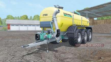 Zunhaᶆᶆer SK 27000 TR for Farming Simulator 2015