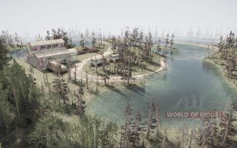 Wildlife of the taiga for Spintires MudRunner