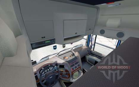 Setting seat for Euro Truck Simulator 2