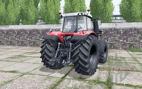 Massey Ferguson 6715 S for Farming Simulator 2017