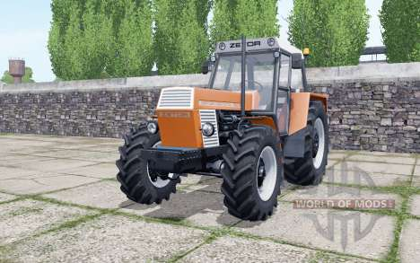 Zetor 12045 Crystal for Farming Simulator 2017