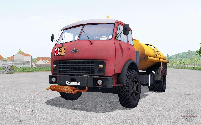 MAZ 500-Flammable For Farming Simulator 2017