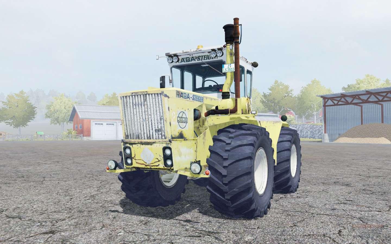 Raba-Steiger 250 Pale Goldenrod For Farming Simulator 2013