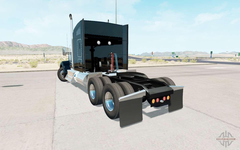Kenworth W990 2018 For American Truck Simulator