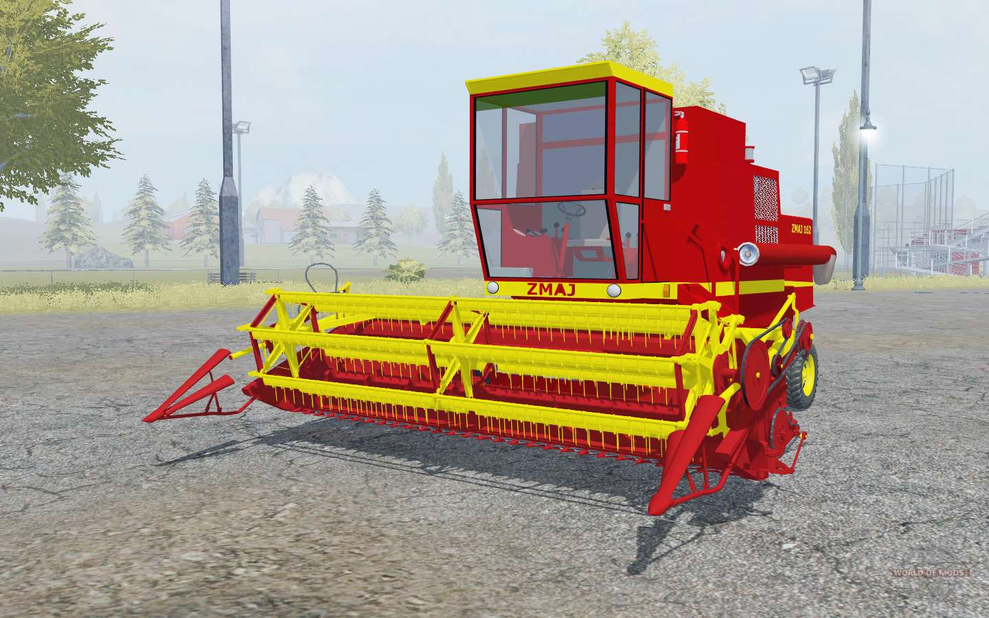 Zmaj 162 For Farming Simulator 2013