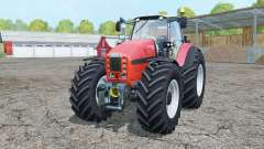 Same Diamond 270 light brilliant red for Farming Simulator 2015