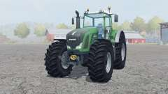Fendt 936 Vario ocean green for Farming Simulator 2013