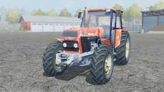 Ursus 1224 pale red for Farming Simulator 2013