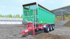 Kroger Agroliner TAW 30 lime green for Farming Simulator 2015