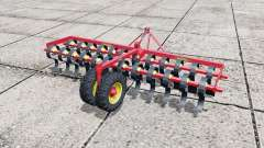 Vaderstad Front-Tiller for Farming Simulator 2017