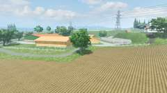 Siebenhofen for Farming Simulator 2013