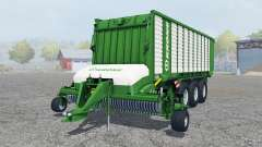 Krone ZX 550 GD custom for Farming Simulator 2013