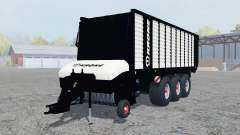 Krone ZX 550 GD Black Edition for Farming Simulator 2013