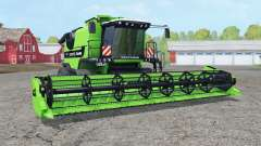 Deutz-Fahr 7545 RTS crawler modules for Farming Simulator 2015