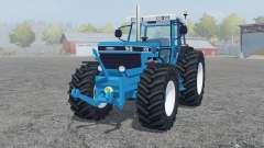 Ford TW-35 strong cyan for Farming Simulator 2013