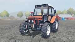 Zetor 7245 salmon for Farming Simulator 2013
