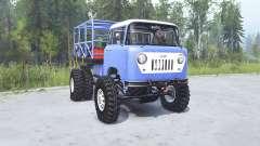 Jeep FC-170 1957 TTC for MudRunner