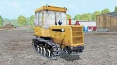 DT-75ML bright orange Okas for Farming Simulator 2015