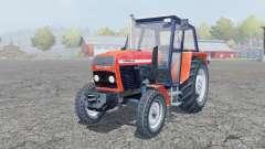 Ursus 912 portland orange for Farming Simulator 2013