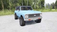 Chevrolet K5 Blazer 1972 for MudRunner