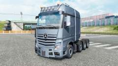Mercedes-Benz Actros 4163 SLT (MP4) 2013 for Euro Truck Simulator 2