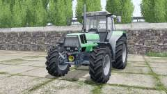 Deutz-Fahr AgroStar 6.81 lime green for Farming Simulator 2017
