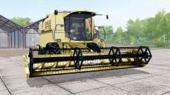 New Holland TF78 soft yellow for Farming Simulator 2017