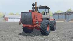 T-150K a moderately red color for Farming Simulator 2013