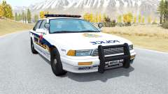 Gavril Grand Marshall Vancouver Police for BeamNG Drive