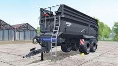 Krampe Bandit 750 Black Beauty for Farming Simulator 2017