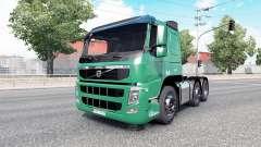 Volvo FM 420 6x2 for Euro Truck Simulator 2