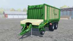 Krone ZX 450 GD pantone green for Farming Simulator 2013