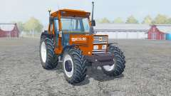New Holland 110-90 blaze orange for Farming Simulator 2013