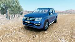 Volkswagen Amarok Double Cab Highline 2016 for American Truck Simulator
