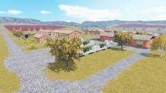 River OutBack for Farming Simulator 2015
