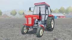 Ursus C-4011 carmine pink for Farming Simulator 2013