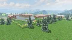 Agriculture Extreme for Farming Simulator 2013