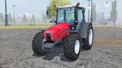 Same Explorer 105 radical red for Farming Simulator 2013