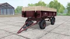 2ПТС-4 wine color for Farming Simulator 2017