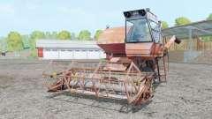 SK-5 Niva light orange jrhfc for Farming Simulator 2015