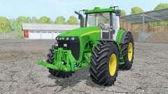 John Deere 8520 animated element for Farming Simulator 2015
