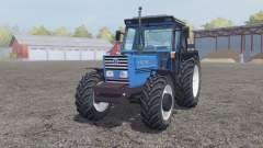 New Holland 110-90 pure cyan for Farming Simulator 2013