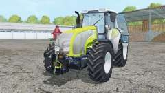 Valtra T140 animated element for Farming Simulator 2015