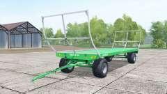 Joskin Wago TR8000 for Farming Simulator 2017