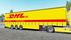 Tilt trailer for Euro Truck Simulator 2
