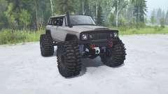 Jeep Wagoneer 1978 TTC for MudRunner