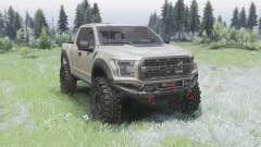 Ford F-150 Raptor for Spin Tires