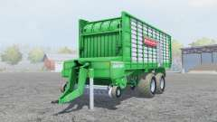 Bergmann Shuttle 900 K caribbean green for Farming Simulator 2013