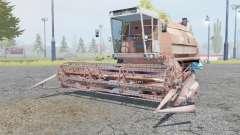 Bizon Gigant Z083 for Farming Simulator 2013